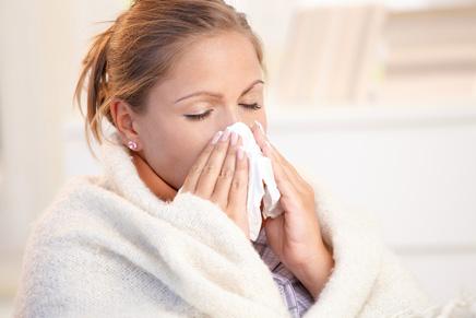 درمان فوری سرما خوردگی با طب سنتی