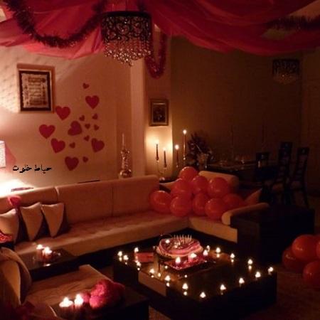 تزیین خانه برای جشن سالگرد ازدواج , ایده های سالگرد ازدواج