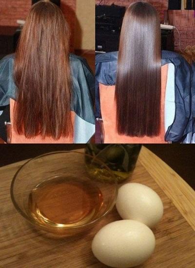 کراتینه کردن مو با مواد طبیعی در خانه