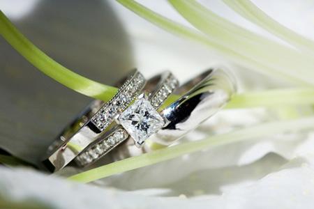 حلقه های شیک ازدواج