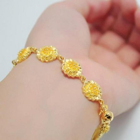 جدیدترین مدل های دستبند طلا