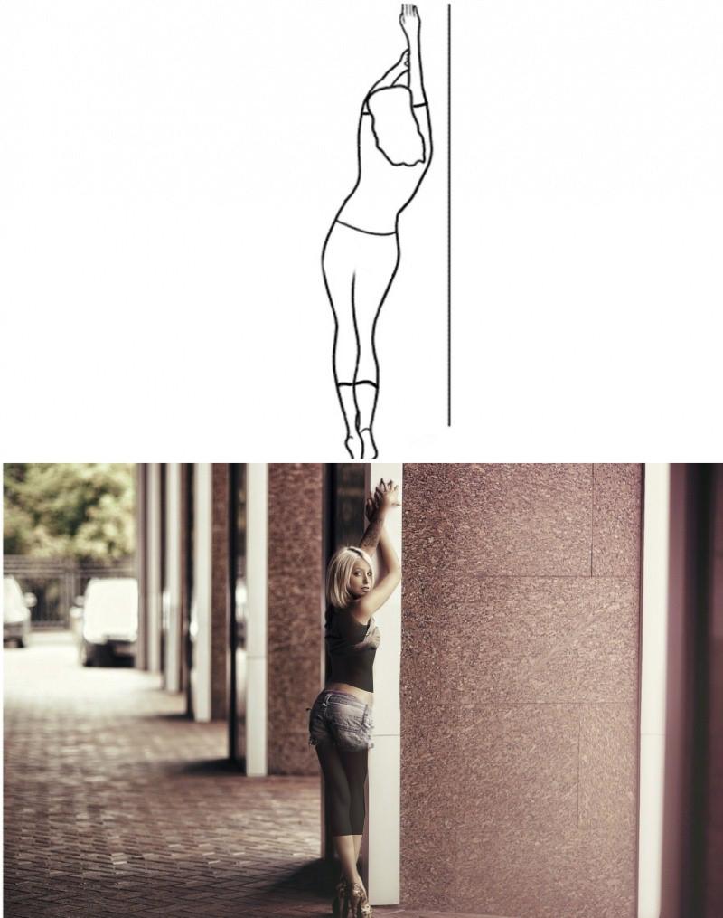 ژست عکس تک نفره دخترانه , ژست عکس دخترانه