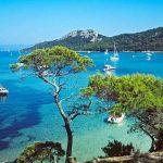 زیباترین سواحل در جزایر دریای مدیترانه