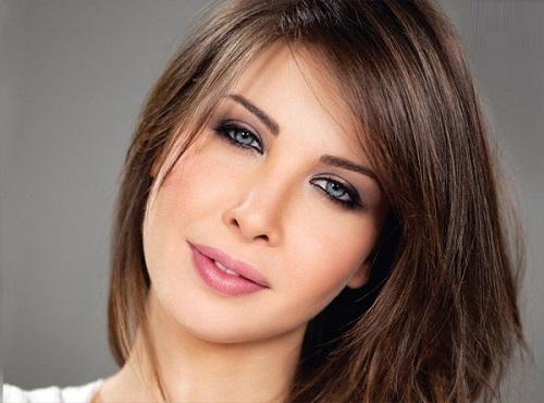 """بیوگرافی و عکس های خواننده عرب """"نانسی عجرم"""""""