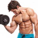 رشد طبیعی عضلات و حجم گرفتن
