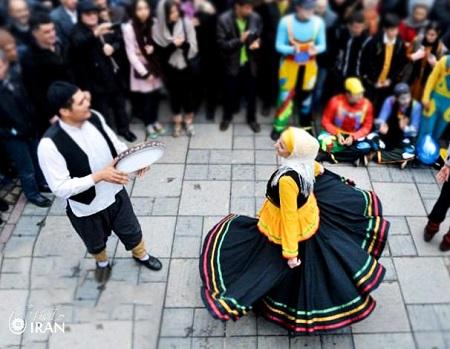 دانستنی های جالب درباره رقص+انواع رقص در ایران