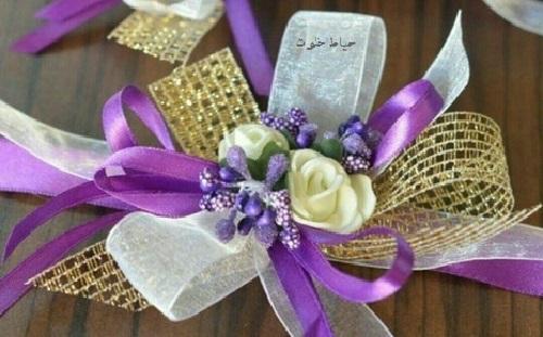 گیفت عروسی گل , گیفت نامزدی دست ساز