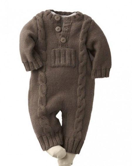تصاویر مدل های شیک بافت های سرهمی نوزادی