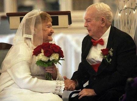 آیا ازدواج سالمندان خطرناک است؟