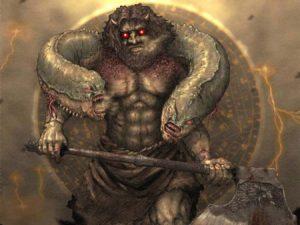 تاریخ اهریمن، داستانی درباره زایش شیطان