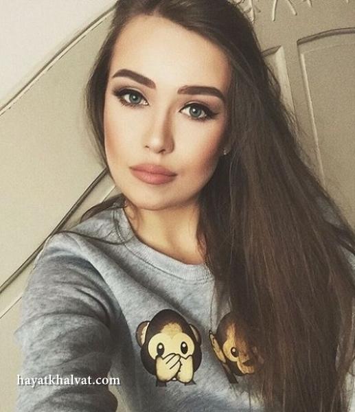 عکسهای مدل زیبا مونیکا فالیورک