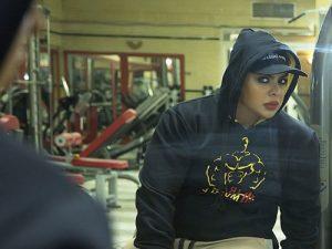 """بیوگرافی، مصاحبه و عکس های """"شیرین نوبهاری"""" بانوی بدنساز ایرانی"""