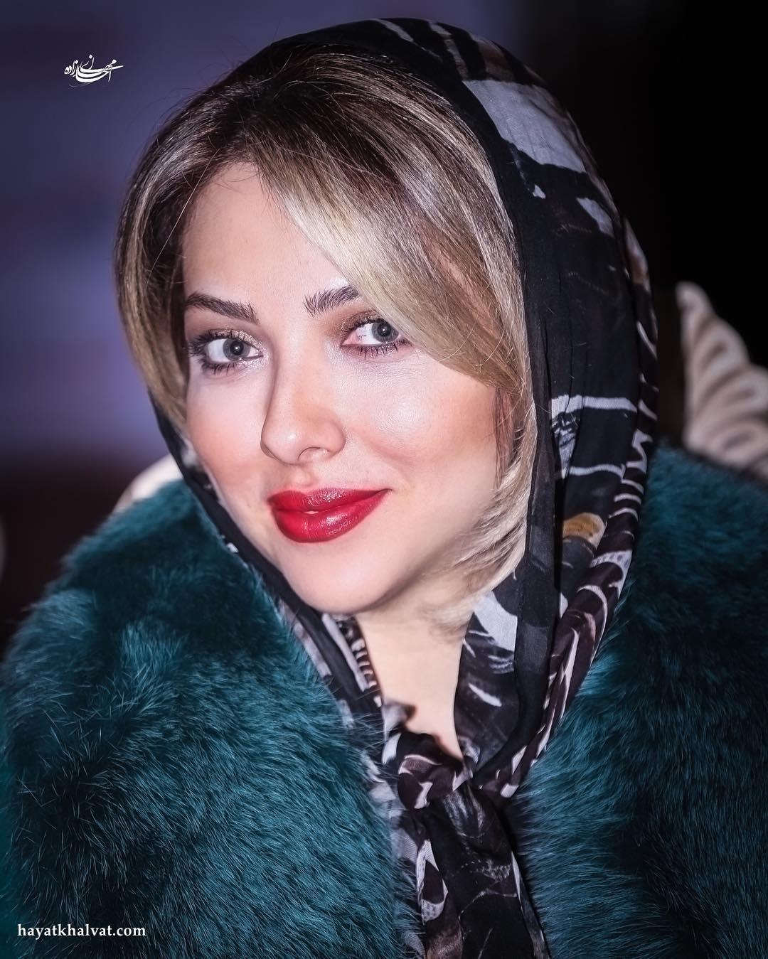 عکس لیلا اوتادی در سریال آرام میگیریم