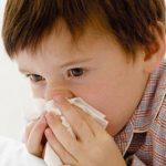 روش های درمان سرماخوردگی کودکان