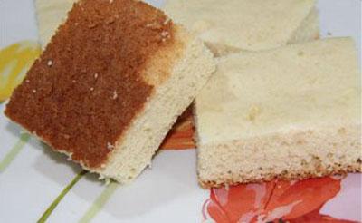 کیک رژیمی , کیک رژیمی بدون فر
