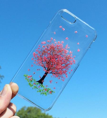 قاب گوشی سه بعدی زیبا