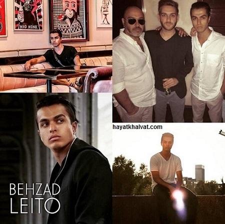 بیوگرافی و عکس های بهزاد لیتو خواننده رپ