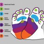 آموزش تصویری ماساژ کف پا ( رفلکسولوژی)