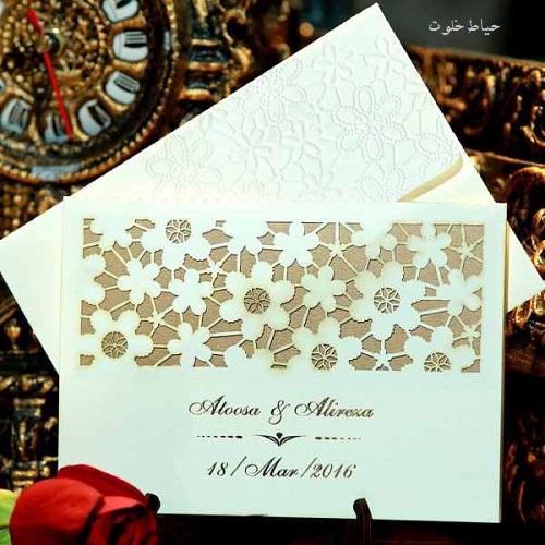کارت عروسی ترکیه ای , کارت عروسی خاص و زیبا