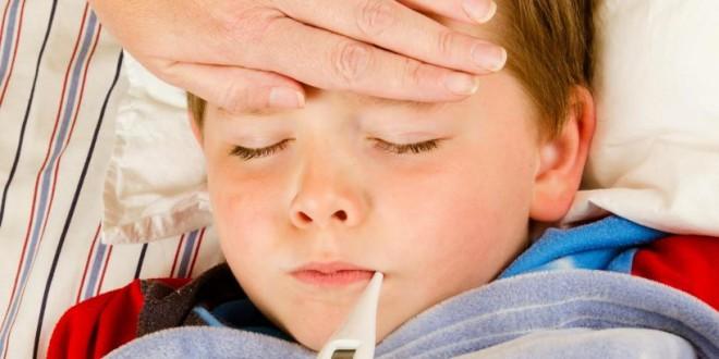 چند روش طبیعی کاهش تب