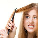 ۸ قانون برای افرادی که موهای نازک دارند