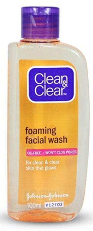 ژل های شستشوی صورت برای پوست های چرب