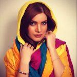 بیوگرافی و عکس های متین ستوده بازیگر نقش ترانه در سریال لیسانسه ها