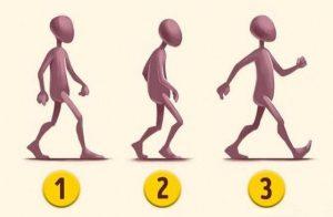 شناخت شخصیت افراد از روی فرم راه رفتن