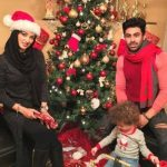 کریسمس بازیگران ایرانی