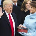 مدل لباس همسر و دختران ترامپ در مراسم تحلیف
