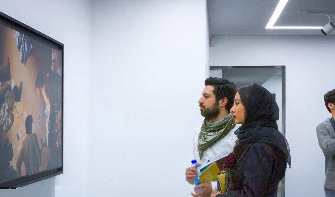 ازدواج اشکان خطیبی با آناهیتا درگاهی + عکس همسر اشکان خطیبی
