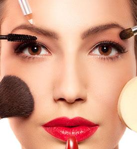 مواد شیمیایی مضر موجود در مواد آرایشی