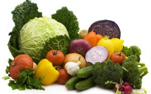 میوه و سبزیجاتی که سد بزرگ چاقی هستند