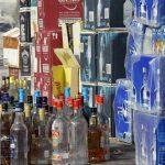 کشف بزرگترین محموله مشروبات الکلی در کرمان