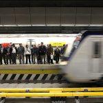 خودکشی مردی در متروی ميدان آزادی