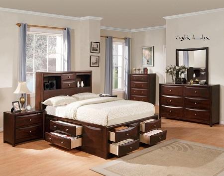 مدل تخت های شیک اتاق خواب