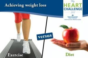 رژیم غذایی بگیریم یا ورزش کنیم