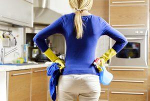 کارهای خانه را خودتان انجام دهید و لاغر شوید