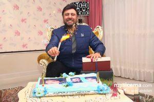 جشن تولد محمد علیزاده + تصاویر