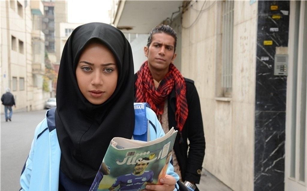 تصاویر سعیده رودبارکی بازیگر نقش الهه در سریال آرام میگیریم
