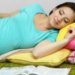 راه حل های خوابی سالم در دوران بارداری