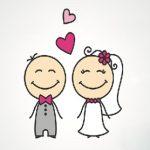 پیام تبریک سالگرد ازدواج به دوست