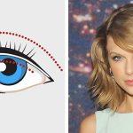 آموزش کشیدن خط چشم بر اساس فرم چشم ها+تصویر