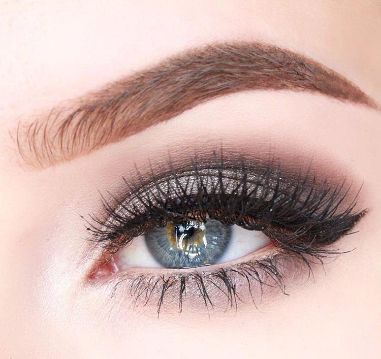 جدیدترین آرایش چشم ملایم