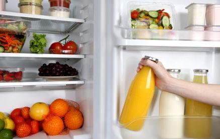 نگهداری از مواد غذایی