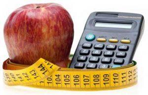 فرمول محاسبه میزان کالری مورد نیاز بدن