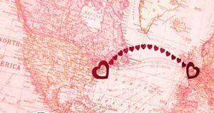 داشتن رابطه عاشقانه از راه دور
