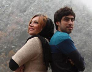 تصاویر خسرو حیدری و همسرش + فرزندشان