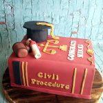 عکس کیک روز وکیل