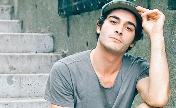 مراد در سریال عشق حرف حالیش نمیشه